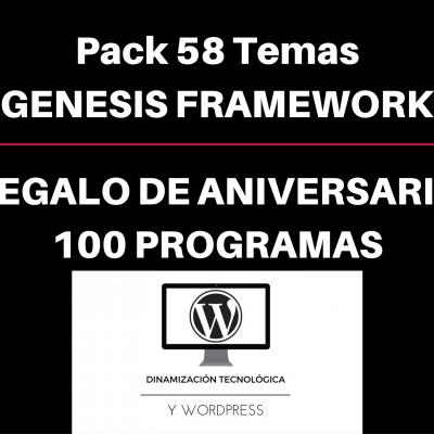 Pack 58 Temas Genesis Framework