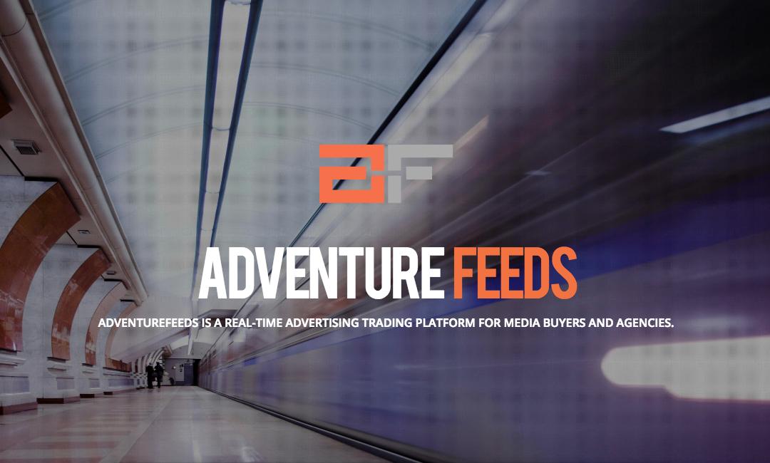 Web hecha con WooComerce: Adventurefeeds